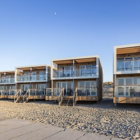 Landal Beach Villa's Hoek van Holland Strandhuisjes