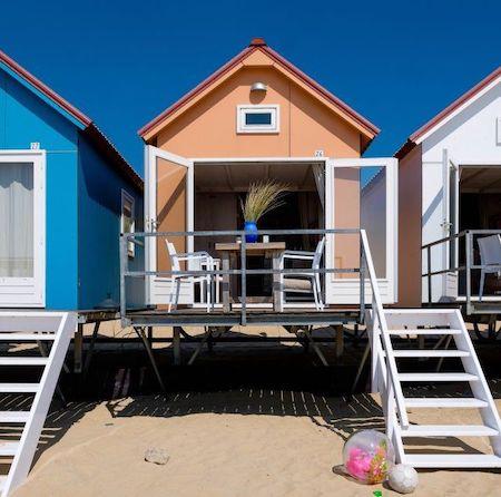Roompot strandhuisje Vlissingen