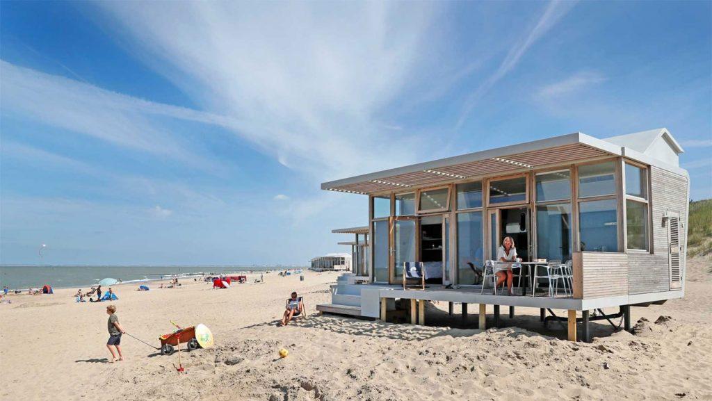 Strandhuisje kopen