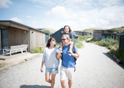 Strandhuisjes Qurios Roompot Bloemendaal aan Zee #