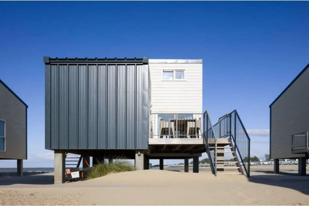 Strandhuisjes Roompot Beach Resort #