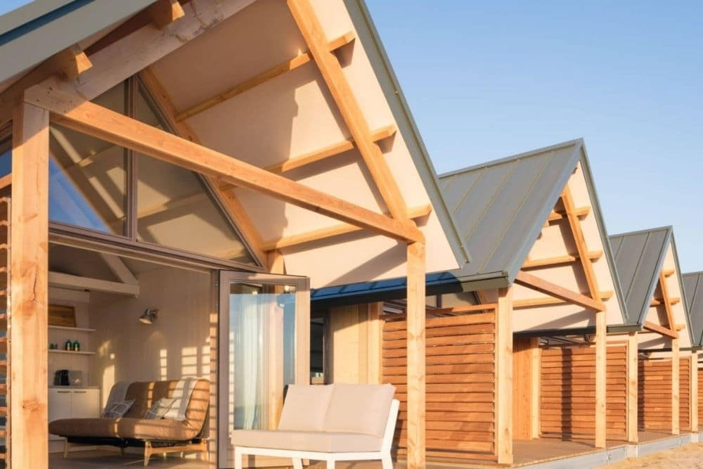 Strandhuisjes Largo Noordzee Resort Vlissingen #