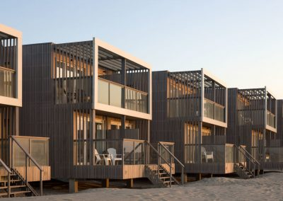Strandhuisjes Roompot Largo Hoek van Holland #