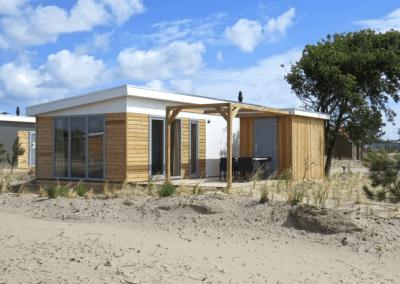 Strandhuisjes Roompot Boomhiemke Strandchalets #
