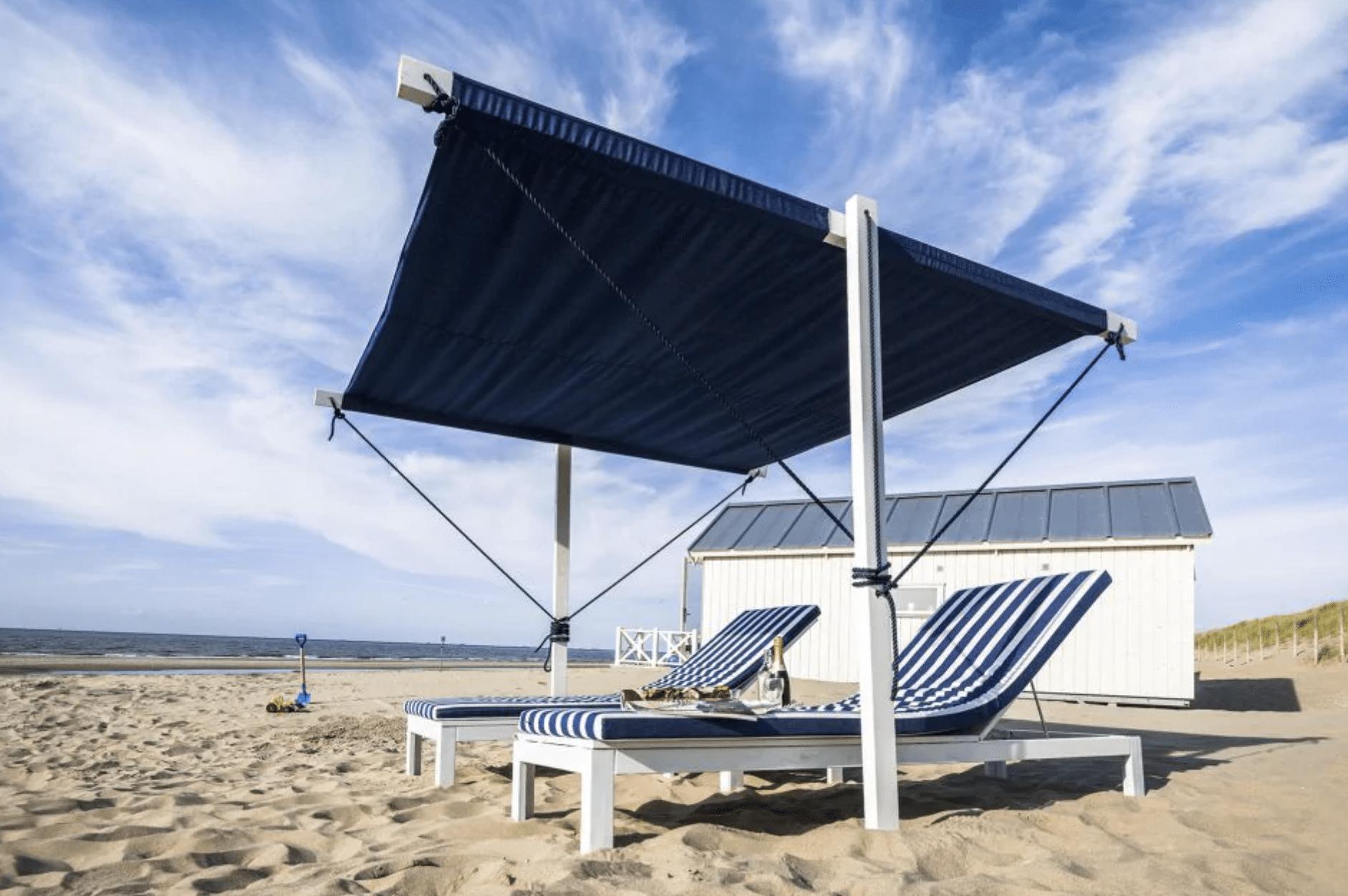 Strandhuisjes Roompot Largo Beach Houses Den Haag #