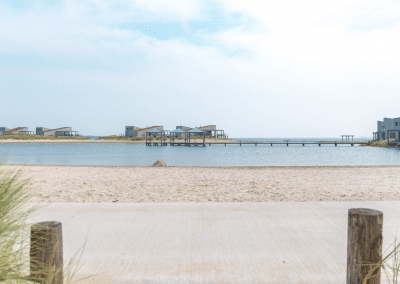 Strandhuisjes Oasispuntwest Strandvilla's #